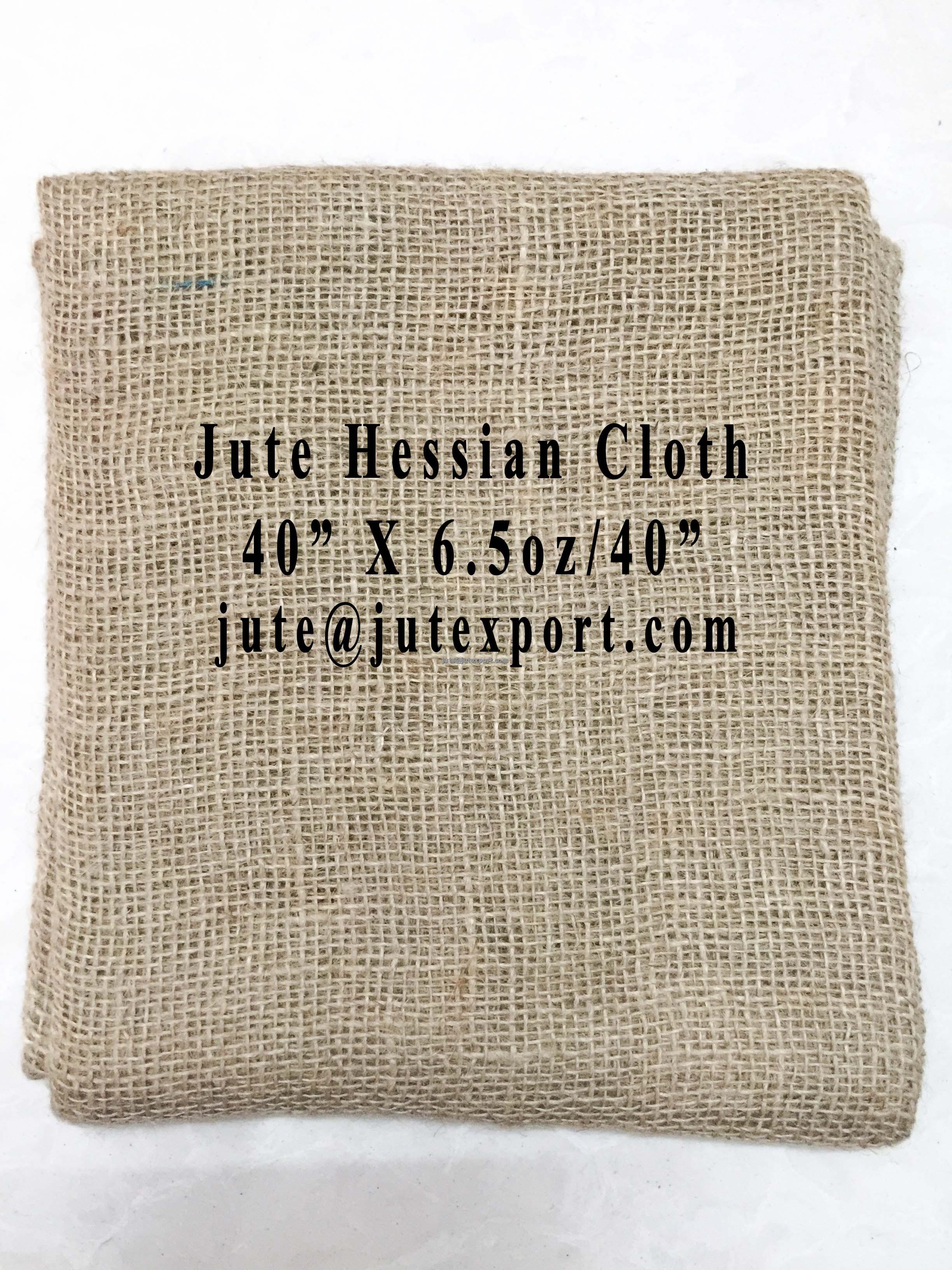 Jute Hessian Cloth 40
